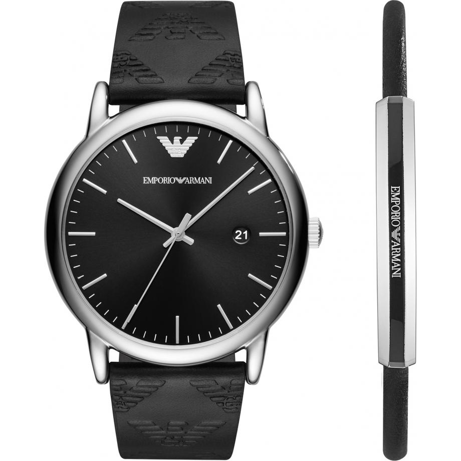 5ff656d1c0d AR80012 Cadeau Set Emporio Armani Horloge - Gratis Verzending    Schaduwstation